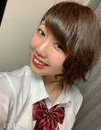 広島県 福山・三原のキャバクラのClub Night School -ナイトスクール-に在籍のかえで
