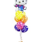バルーンブーケ(キティ) ¥5,000〜